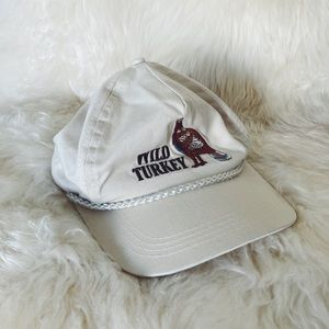 Vintage Wild Turkey Dad Hat